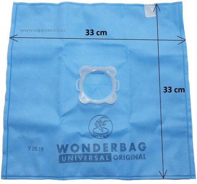 Originální sáčky do vysavače Rowenta Wonderbag Universal WB406140, 5ks