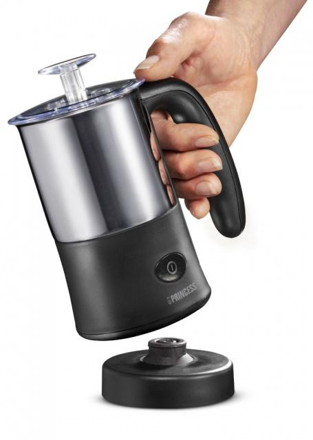 recept na cappuccino